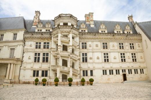The Castle at Blois