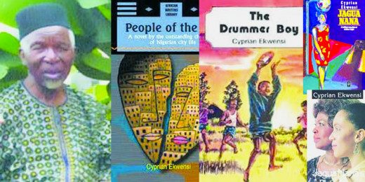 Cyprian Ekwensi's books