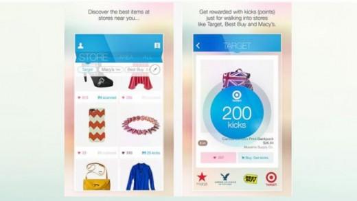 Shopkick app