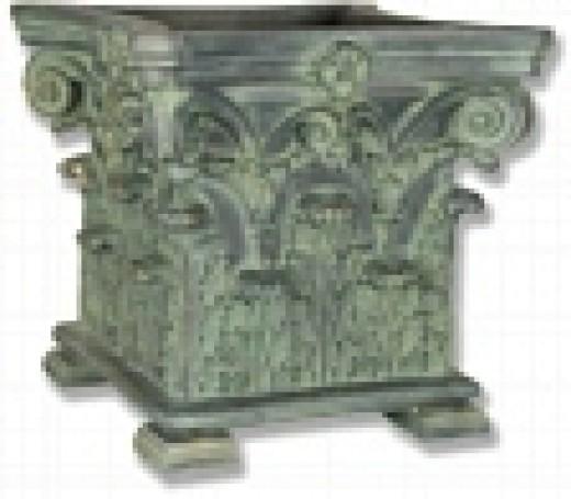 Expensine stone pot