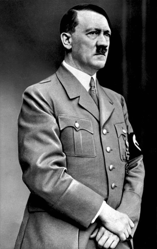 Hitler had some definite peculiarities in connection with his personal appearance.