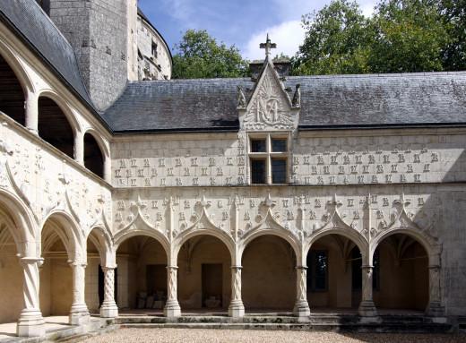 La galerie Renaissance, en 2009.  Chateau d'Argy
