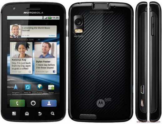 Motorola Atrix Phone