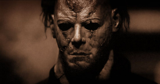 Michael Myers in the 2007 Remake of Halloween.