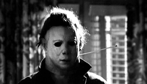 Michael Myers in the original version.