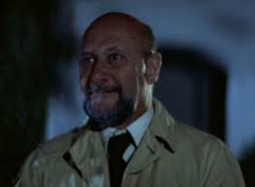 Loomis in the original version.