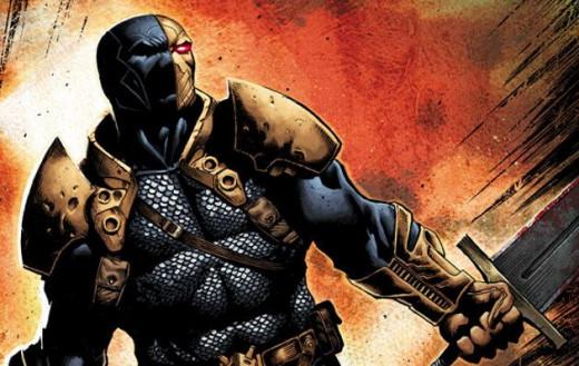 Deathstroke defeated Batman in Deathstroke # 8 and # 9