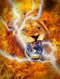 """""""Then one of the elders said to me, 'Do not weep!  See, the Lion of the tribe of Judah, the Root of David, has triumphed.'"""""""