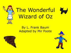 Teach English: The Wonderful Wizard of Oz-Chapter 1