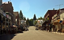 Historic Buildings in Nevada City CA | A Gold Rush Town Frozen in Time
