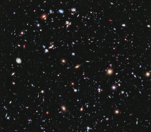 Astronomers have assembled a new, improved portrait of mankind's deepest-ever view of the universe. Called the eXtreme Deep Field, or XDF, the photo was assembled by combining 10 years of NASA Hubble Space Telescope photographs.