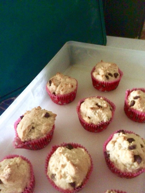Gluten Free Chocolate Chip Muffins That Taste Just Like Before