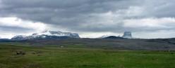 Chief Mountain, northern Montana