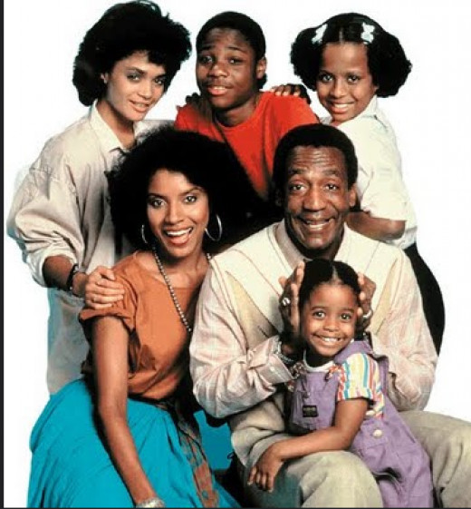 The Cosby Show was such a hit that the networks demanded more shows with black casts.