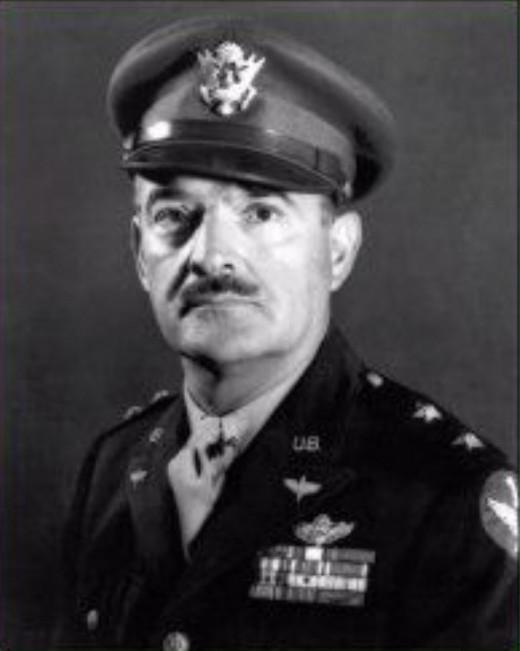 Major General Frank O. Hunter