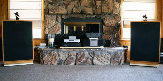 My Latest Two Channel System