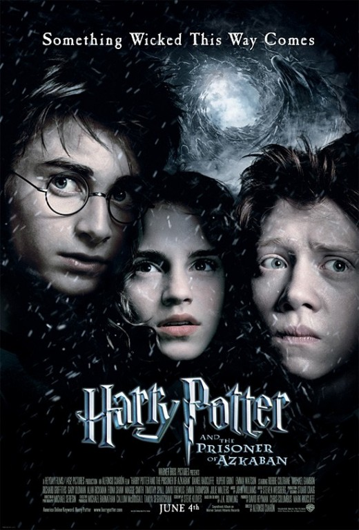 "Poster for ""Harry Potter And The Prisoner Of Azkaban"""