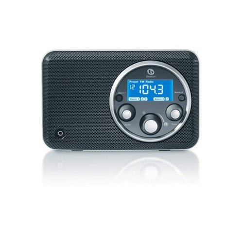 Boston Acoustics HSOLOMDNT Horizon Solo Am/Fm Radio With Auxiliary Input