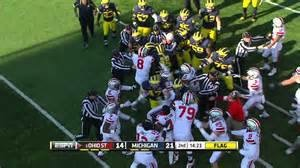 Ohio State vs. Michigan is always a battle in more ways than one.