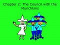 Teach English: The Wonderful Wizard of Oz- Chapter 2