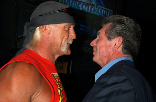 Vince McMahon and WWE made the right call getting rid of Hogan, even if they have their own skeletons to hide