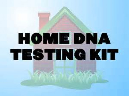 This home saliva test, if you will, hit the market at $400.00