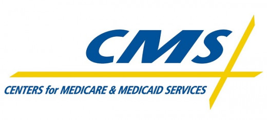 CMS logo (Centers for Medicare and Medicaid Services)