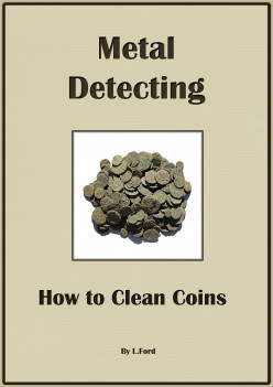 Metal Detecting: How to Clean Coins