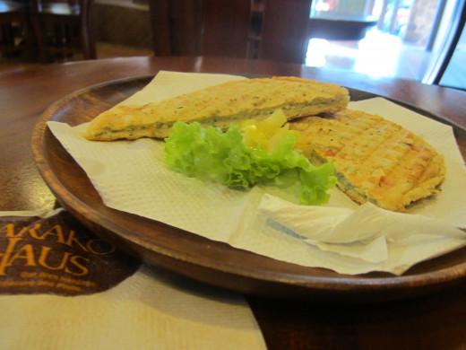 Pan de Tapa Sandwich