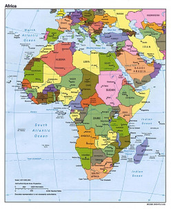 Corporate Africa meets Corporate America