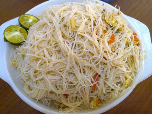 Tom Yum Bihun