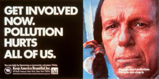 Iron Eyes Cody 1904-1999