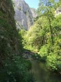 Hiking In Turda Gorge, Romania
