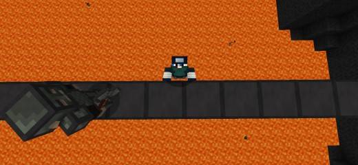 Smart Moving allows for all kinds of situations that would be impossible in normal Minecraft, and should be considered by any adventurous player.