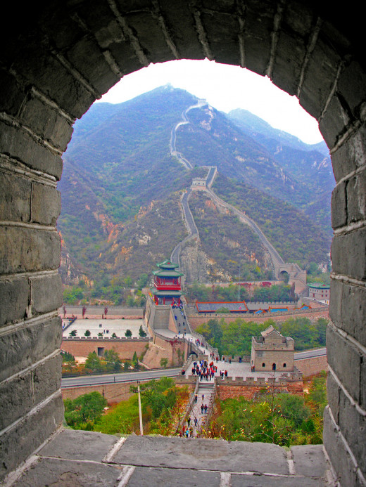 China's Great Wall is only one of the many destinations worth taking in this country