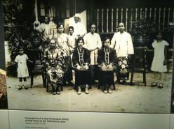 The hallmarks of Peranakan culture