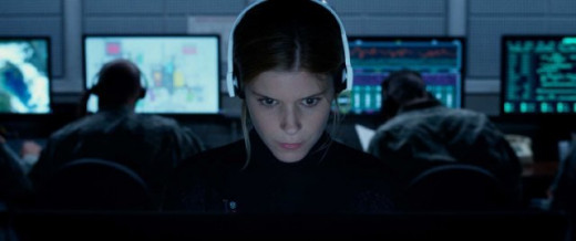 Kate Mara in Fantastic Four