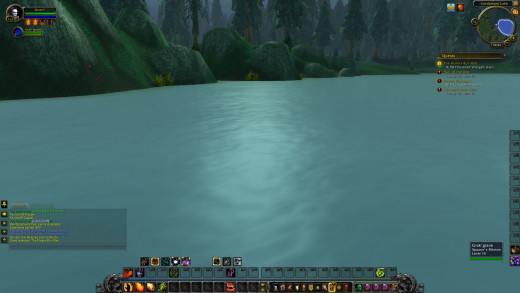 The water is probably the best major improvement in the game since they added weather.