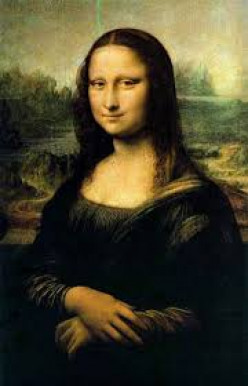 What are your thoughts regarding  Da Vinci's  Mona Lisa ?