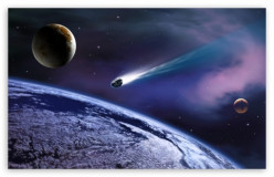 What you need to know about Comets and Meteors