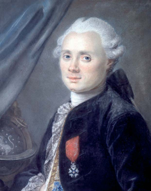 Charles Messier discovered Lexell's Comet