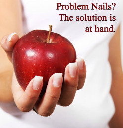 Turn Problem Nails into Healthy Nails