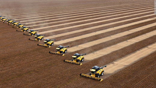 Agricultural mechanization- BOON or BANE ?