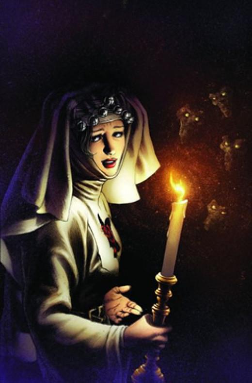 The Little SIster of Eluria