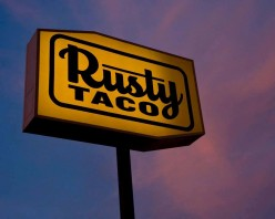 Home of the Rusty Taco