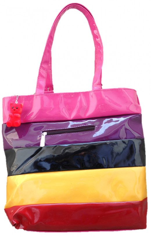 A Funky Make up bag filled with age appropriate make up is perfect for a Junior Bridesmaid.