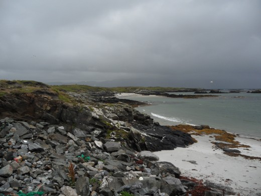 Coast of Donegal