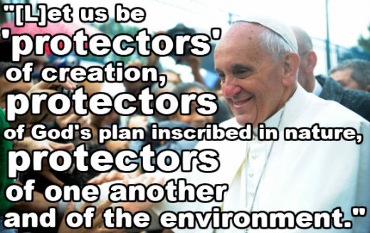 Quote from Pope Francis