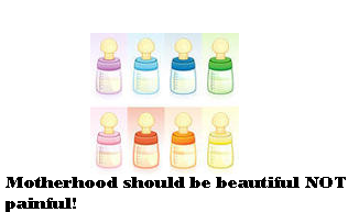 Motherhood should be beautiful experience not a painful one!