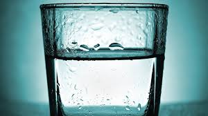 Drink water to flush out toxins from your body!